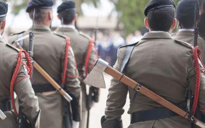 Soldados de usar y tirar