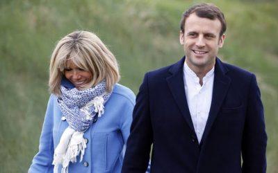 """Macron tilda de """"homofobia"""" y """"misoginia"""" la obsesión por la edad de su esposa"""