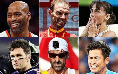 Carlos Sainz no está solo: otros deportistas que siguen desafiando a la edad