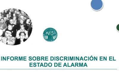 Discriminación por edad durante el estado de alarma